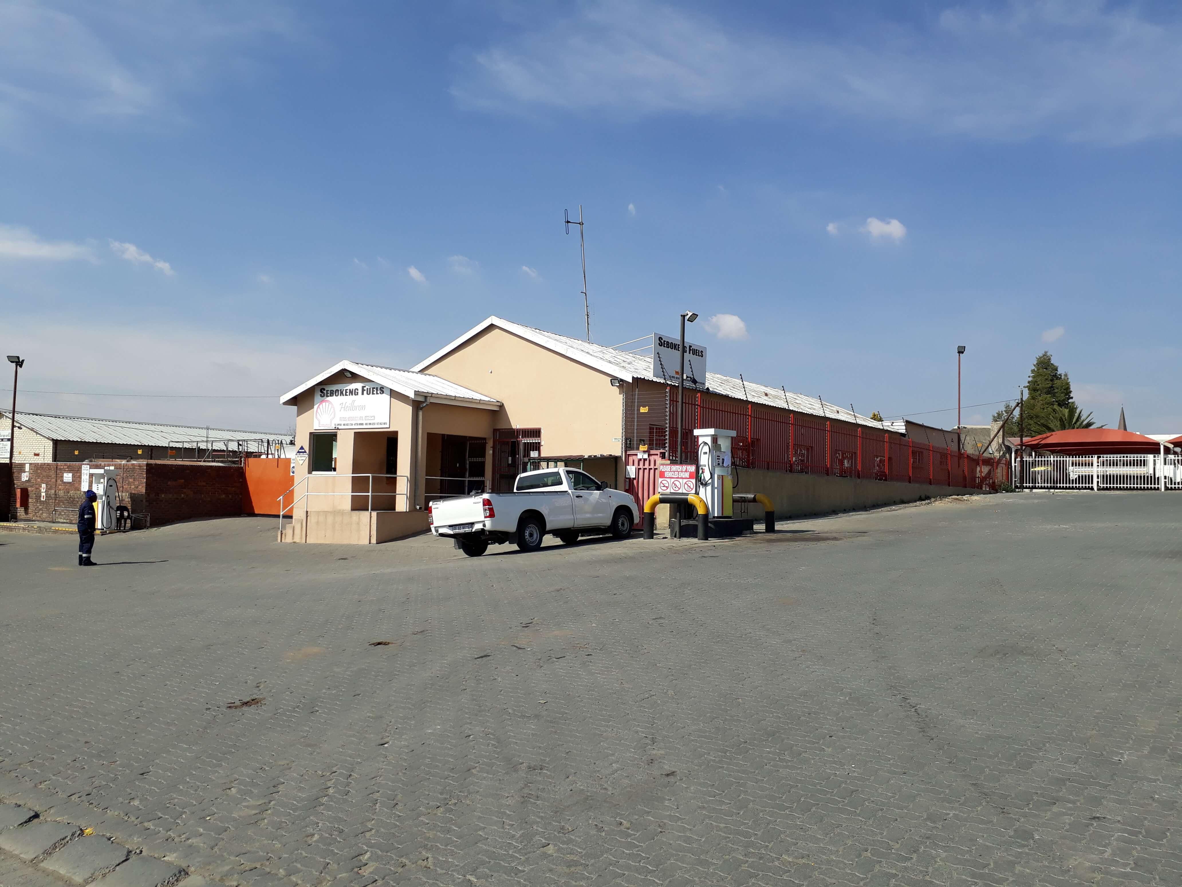 Heilbron depot